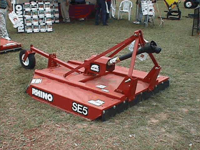 Rhino SE5 Mower