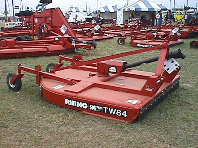 Rhino TW Mower