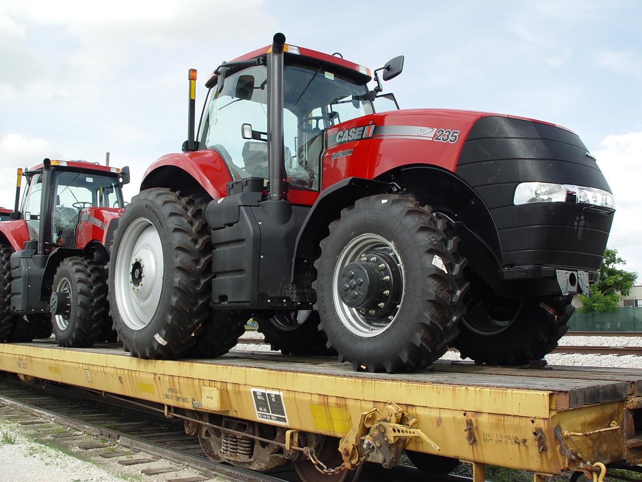 Farm Tractor Electronics : Farm tractors