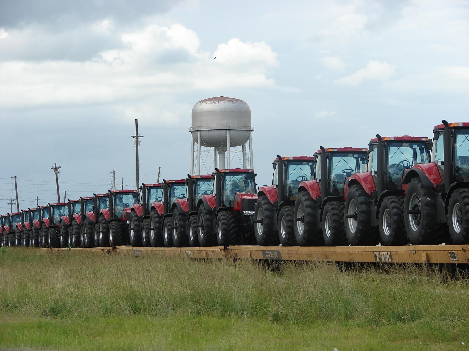 New Holland Ford >> www.farm-tractors.com